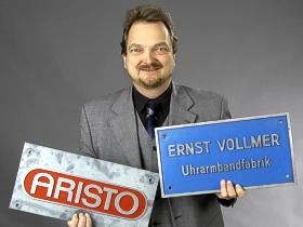 Aus zwei mach eins: Hansjörg Vollmer