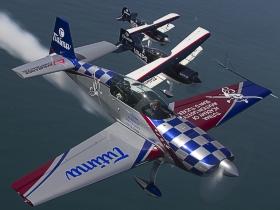 Partner der Academy of Aviation Safety von Sean D. Tucker