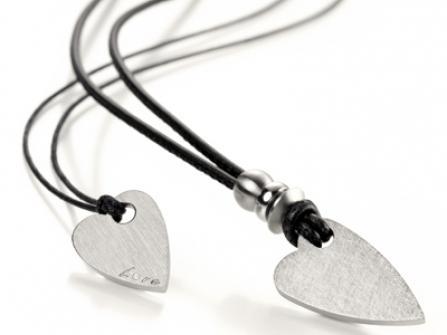 TeNo Heart, Herzanhänger und YuKoN Click