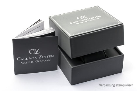 Armbanduhr Etterlin Big Date, 3 Zeiger, Dual Time