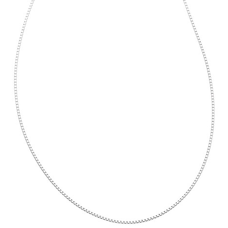 sigo venezianerkette 925 sterling silber 1 2 mm 40 cm halskette kette silberkette goettgen. Black Bedroom Furniture Sets. Home Design Ideas