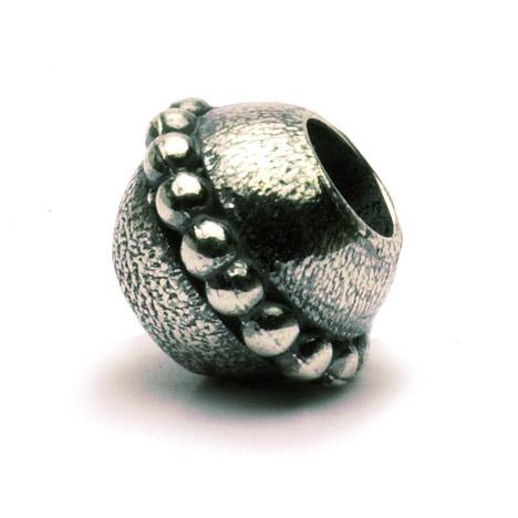 Bead 925 Silber Planet