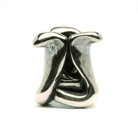 Trollbeads Bead 925 Silber Kobra