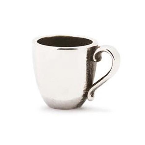 Trollbeads Bead 925 Silber Kaffeebecher