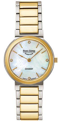 Uhren für Frauen - Bruno Söhnle, Glashütte Armbanduhr Algebra 2  - Onlineshop Goettgen