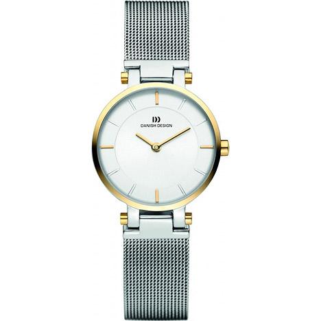 Uhren für Frauen - Danish Design Armbanduhr Damen Edelstahl Metallband  - Onlineshop Goettgen