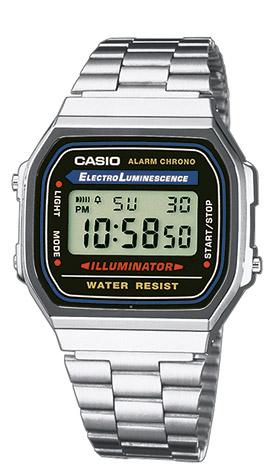 Casio Armbanduhr Collection Retro