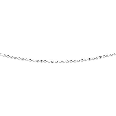 Ernstes Design Kugelkette, 1,5 mm, 45 cm