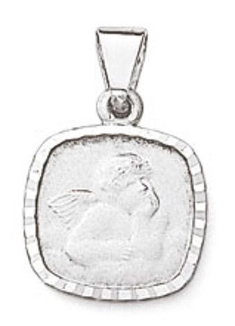 SIGO Anhänger Engel 925 Silber LÜMMEL 10 mm