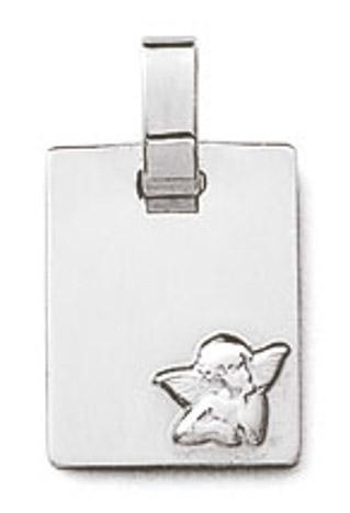 SIGO Anhänger Engel 925 Silber LÜMMEL 12 mm
