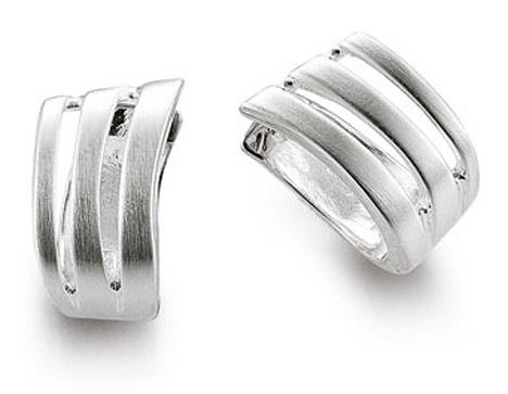 Ohrringe für Frauen - SIGO Creolen 925 Silber  - Onlineshop Goettgen