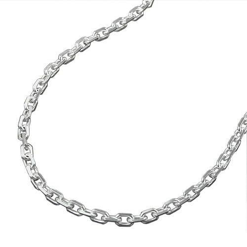 SIGO Kette Anker 8x diamantiert Silber 925 bei Ioro.de - Schmuck und Uhren