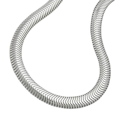 SIGO Kette, Schlange flach, 42cm, Silber 925 bei Ioro.de - Schmuck und Uhren