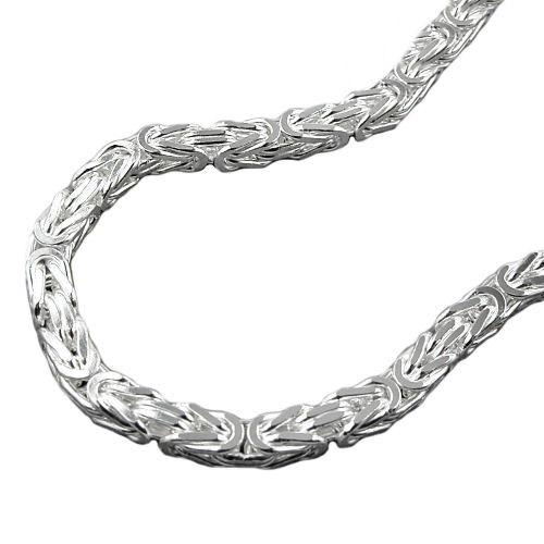SIGO Armband, 4mm Königskette, Silber 925 bei Ioro.de - Schmuck und Uhren