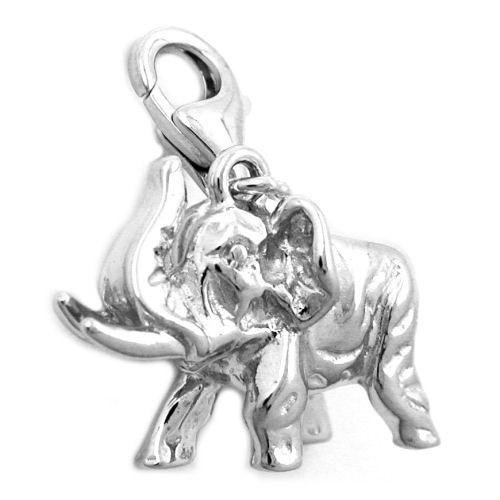 Armbaender für Frauen - SIGO Charm, Elefant, Silber 925  - Onlineshop Goettgen
