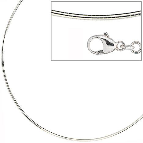 SIGO Halsreif 925 Sterling Silber 1,2 mm 42 cm Kette Halskette Si bei Ioro.de - Schmuck und Uhren