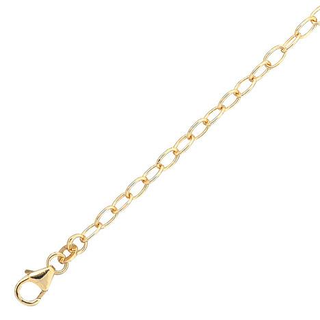 SIGO Verlängerungskette 333 Gold Gelbgold 7 cm ...