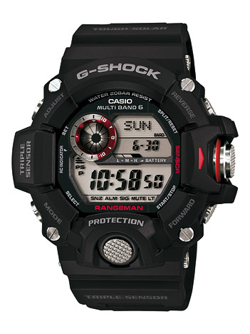 Armbanduhr G-SHOCK Master of G