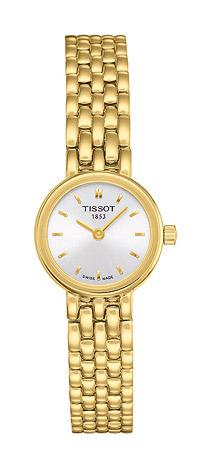 TISSOT Armbanduhr Damen LOVELY | Uhren > Sonstige Armbanduhren | Silber - Gold | TISSOT