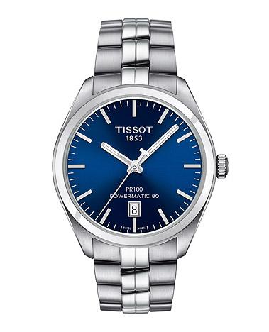 TISSOT Armbanduhr Herren PR 100 POWERMATIC 80