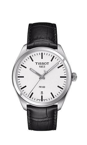 TISSOT Armbanduhr Herren PR 100