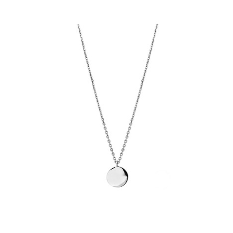 Ketten für Frauen - XENOX Collier 925 Silber Zirkonia 40 45 cm  - Onlineshop Goettgen