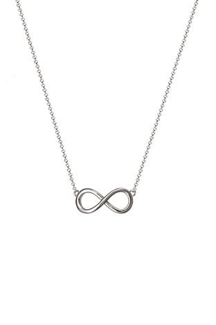 XENOX Collier 925 Silber 40 45 cm