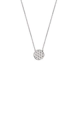 Ketten für Frauen - XENOX Collier Lebensblume 925 Silber 40 45 cm  - Onlineshop Goettgen