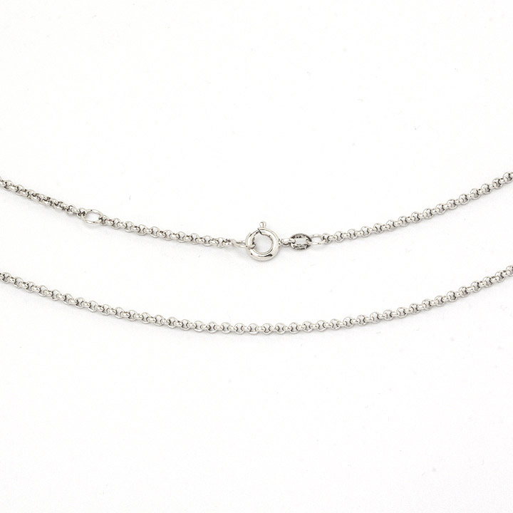 sigo premium schmuck kette 1 5 mm 40 cm 37 5 cm 925 silber rhodiniert. Black Bedroom Furniture Sets. Home Design Ideas