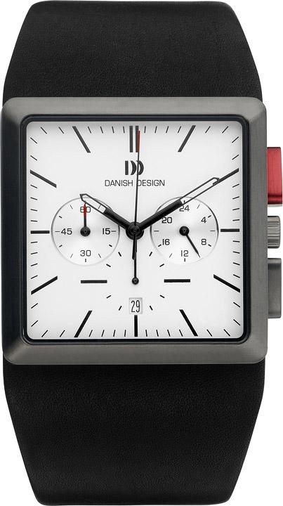 danish design armbanduhr herren chrono lb 3 bar. Black Bedroom Furniture Sets. Home Design Ideas