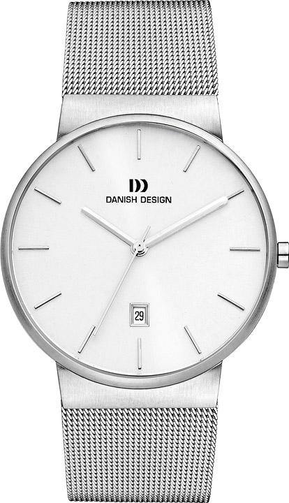 danish design armbanduhr herren edelstahl metallband. Black Bedroom Furniture Sets. Home Design Ideas