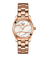 Armbanduhr Damen T-WAVE II DIAMOND ROSE PVD