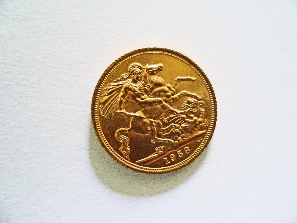 Wie Viel Ist Diese Münze Etwa Wert Schmuckforum Diskussionen